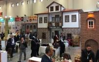KEÇİÖREN BELEDİYESİ - Uluslararası Turizm Fuarı'ndan Ankara'ya Ödül