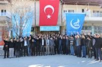 Uşak'ta Ülkü Ocakları Hizmet Binası Açılışı Gerçekleştirildi