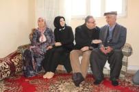 TERÖR MAĞDURU - Vali Su, İhtiyaç Sahibi Aileleri Ziyaret Etti