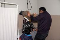 KAN GRUBU - Vatandaşlardan Ücretsiz Sağlık Hizmetine Yoğun İlgi