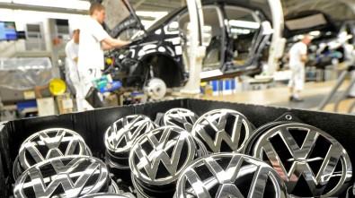 Volkswagen dünyanın en çok üreteni oldu