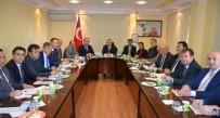 ZEKERIYA SARıKOCA - Yılsonu Değerlendirme Toplantısı
