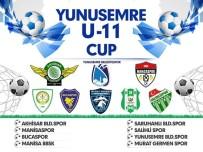 BUCASPOR - Yunusemre U-11 Cup Başlıyor
