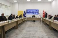 SEMT PAZARLARı - Zabıtadan 'İl Koordinasyon' Toplantısı