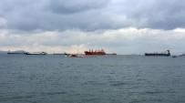 KURU YÜK GEMİSİ - Zeytinburnu Açıklarında Batan Gemiyle İlgili Çalışmalar Sürüyor