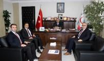 HALIL KAYA - Adıyaman KHB'ye Daire Başkanları Atandı