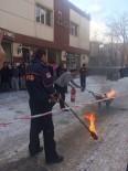 AFET BİLİNCİ - AFAD'dan 'Temel Afet Bilinci Ve Yangın' Eğitimi