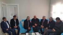 ŞEHİT BABASI - AK Parti Hatay Milletvekillerinden Şehit Ailesine Ziyaret