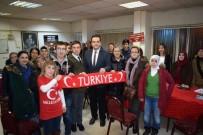 ÇAĞA - Ak Parti Tepebaşı İlçe Başkanı Kaynarca, Teşkilat Toplantılarını Takip Ediyor