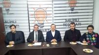 UĞUR AYDEMİR - AK Partili Aydemir'den, Salihli Ziyareti