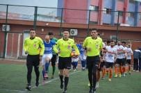 MEHMET CEM HANOĞLU - Akşam Beşiktaş Maçını Bugün Amatör Maçı Yönetti