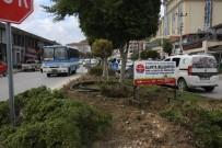 TOSMUR - Alanya'da Orta Refüj Sulama Sistemi Çalışmaları