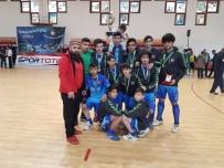 ANADOLU ATEŞI - Anadolu Ateşi Hokey Takımı Şampiyon Olarak 2.Lige Yükseldi
