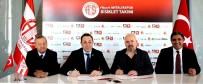 NAKİT DESTEĞİ - Antalyaspor Bisiklet Takımı Sponsorlük Anlaşmasını Uzattı