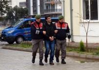 GÜZELÇAMLı - Aranan Terörist Kendisine Yardım Eden 4 Kişiyle Birlikte Yakalandı