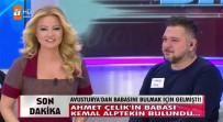 MÜGE ANLı - Avusturyalı Yönetmen Türk Babasını 40 Yıl Sonra Buldu