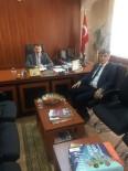CEZAEVİ MÜDÜRÜ - Başkan Yardımcısı Ali Avcıoğlu'ndan Cezaevine Ziyaret