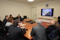 YAT LİMANI - Büyükşehir Vizyon Projeleri Makine Mühendislerine Anlattı