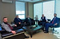 BÜYÜME ORANI - Çorum TSO'dan Boyraz Grup'a Ziyaret