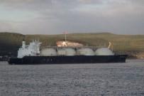 BAHAMA - Dev Tanker Boğazı Kapattı