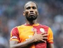 DIDIER DROGBA - Drogba'dan Galatasaray açıklaması