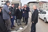 MEHMET KELEŞ - Düzce'de Yeni Bir Kent Meydanı Oluşturulacak