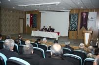 MEHMET YAŞAR - Edremit'te İstişare Toplantısı