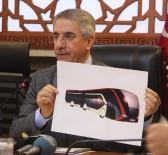 ELEKTRİKLİ OTOBÜS - Elazığ'da Elektrikli Otobüs Dönemi Başlıyor