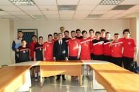 BAŞTÜRK - Gençler İstedi Başkan Şirin Yaptı