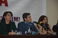 DEMOKRATIK TOPLUM KONGRESI - HDP, DBP, DTK, HDK Ve TJA'dan Referandum Deklarasyonu