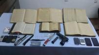Kaçak Gürcüler El Yazması Kuran-I Kerim'ler İle Yakalandı