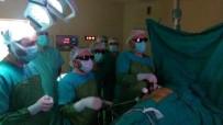 Kafkas Üniversitesi Genel Cerrahi Kliniği'nde 3 Boyutlu Ameliyat