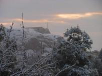 MEHMET DOĞAN - Kar Yağışı Kuraklık Endişesi Yaşayan Arabanlı Çiftçilerin Yüzünü Güldürdü