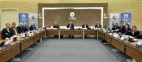 MEHMET ŞAHIN - KTO Başkan Yardımcısı Hasnalçacı, TOBB'da Akreditasyon Kurul Toplantısına Katıldı