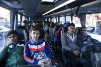 ÖĞRENCİ SERVİSİ - Maltepe Belediyesi Araçları 10 Milyon Kilometre Yol Katetti