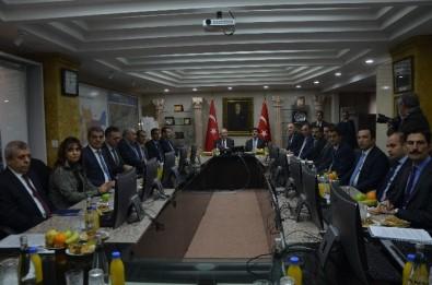 Mardin'de 2017 Yılı Programları Masaya Yatırıldı