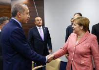 MUHALEFET PARTİLERİ - Merkel'in 24 Eylül'e Yatırım İçin Geliyor