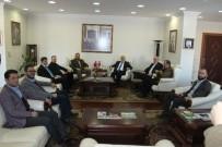 ZÜLKIF DAĞLı - MÜSİAD Yönetimi Vali Zülkif Dağlı'yı Ziyaret Etti