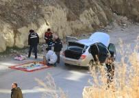 KARAAĞAÇ - Polisten kaçan şüpheliler yayayı ezerek öldürdü!