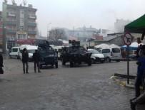 SALDIRI HAZIRLIĞI - Kars'ta saldırı hazırlığındaki terörist keşif yaparken yakalandı