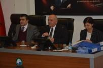 SINOP ÜNIVERSITESI - Sinop İl Koordinasyon Kurulu Toplantısı