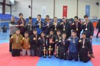 AHMET TURAN - Sorgun Taekwondo Takımları Kayseri'den Birincilikle Döndü