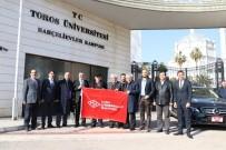 TÜRK STANDARTLARI ENSTİTÜSÜ - Toros Üniversitesi'ne TSE Belgesi
