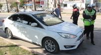 SOLMAZ - Uygulamadan Kaçan Sürücü Polisi Alarma Geçirdi