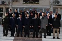 Vali Demirtaş'tan, Pozantı Kaymakamlığı'na Ziyaret