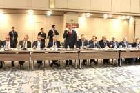 ULAŞTIRMA DENİZCİLİK VE HABERLEŞME BAKANI - Vali Özefe,  İstanbul'da 'Cazibe Merkezleri Tanıtım Toplantısı'Na Katıldı
