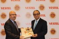 BURHANETTIN ÇOBAN - Vestel Venus, Türkiye Cep Telefonu Pazarında 3'Üncü Sıraya Yükseldi