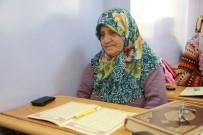 ŞAHINBEY BELEDIYESI - 78 Yaşında Kuran-I Kerim Öğrendi
