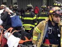 YOLCU TRENİ - ABD'de tren kazası: 103 yaralı