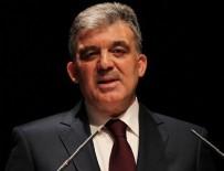 ABDULLAH GÜL - Abdullah Gül'den Darbe Komisyonu'na yanıt